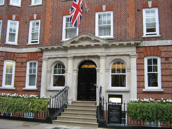 A smart building in Marylebone