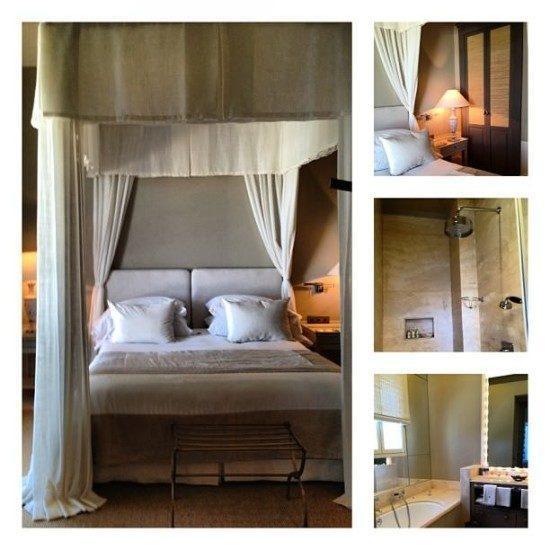 My fab room at Finca Cortesin