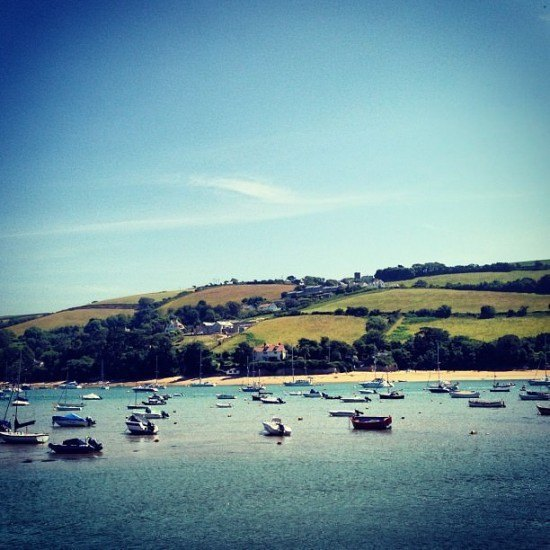 What's not to love about Salcombe?