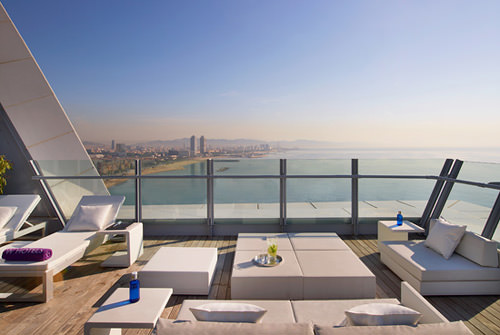 This is what I call a room with a view (photo by SPG.com)