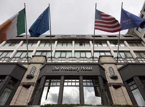 The Westbury Hotel In Dublin By Lazytravelers