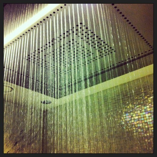 This is what I call a shower!